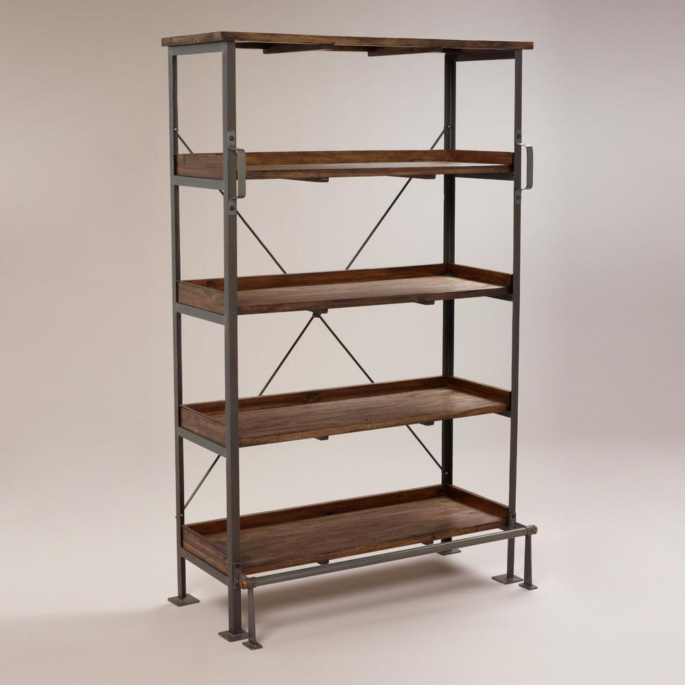 "World Market ""Emerson Shelving"", $399"