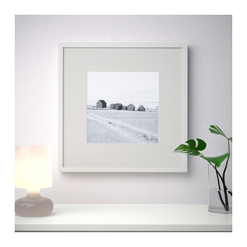 Ikea Ribba Frame in White