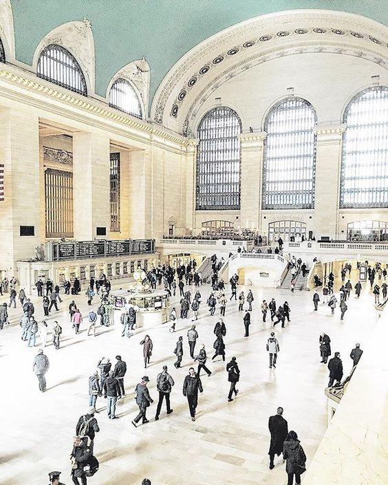Grand Central Hustle