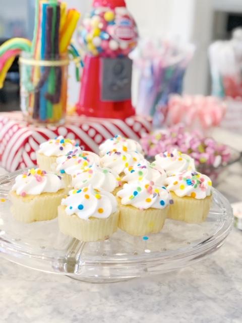Candy confetti!