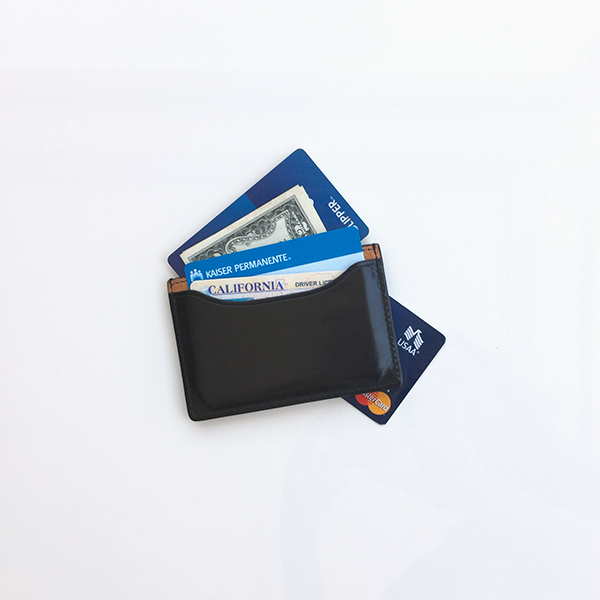 (the new wallet with just the essentials)