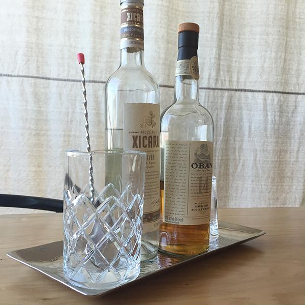 (mezcal and scotch) :(