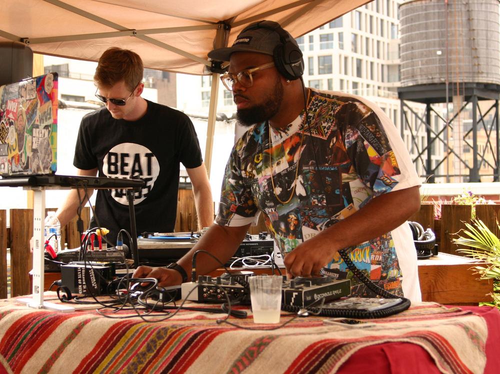 DJ Jester  &  Fresh Daily