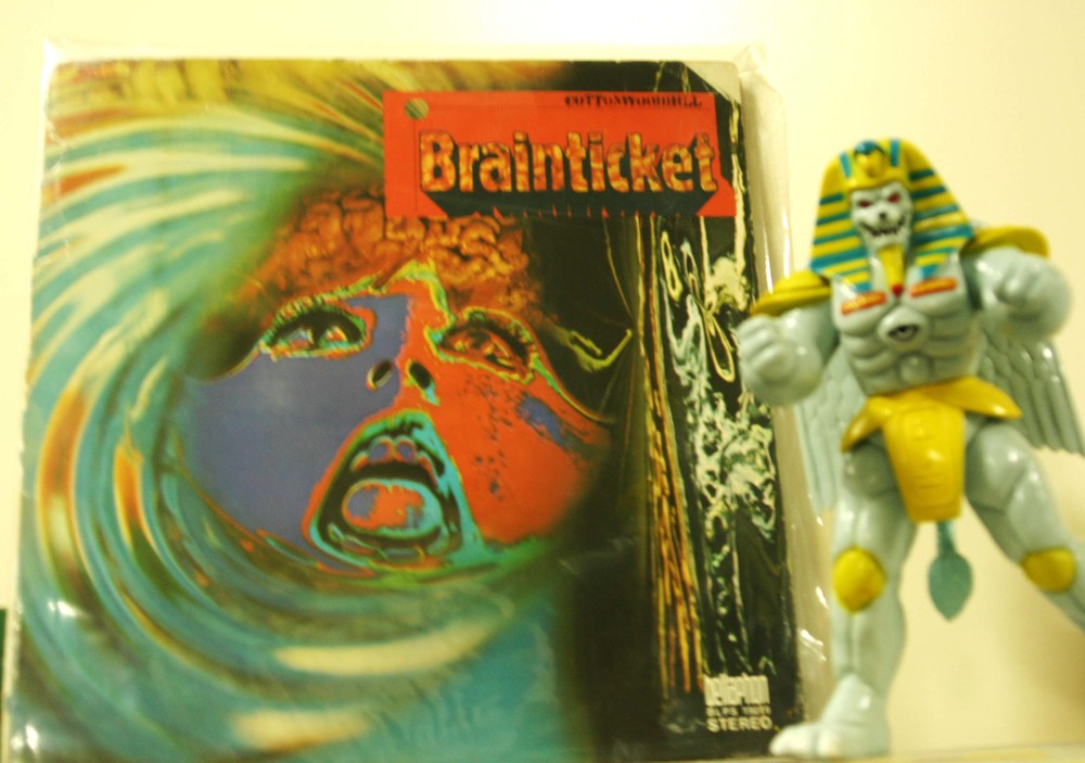 Cottonwoodhill   Brainticket, 1971. Sleeve Design by    Elso Schiavo