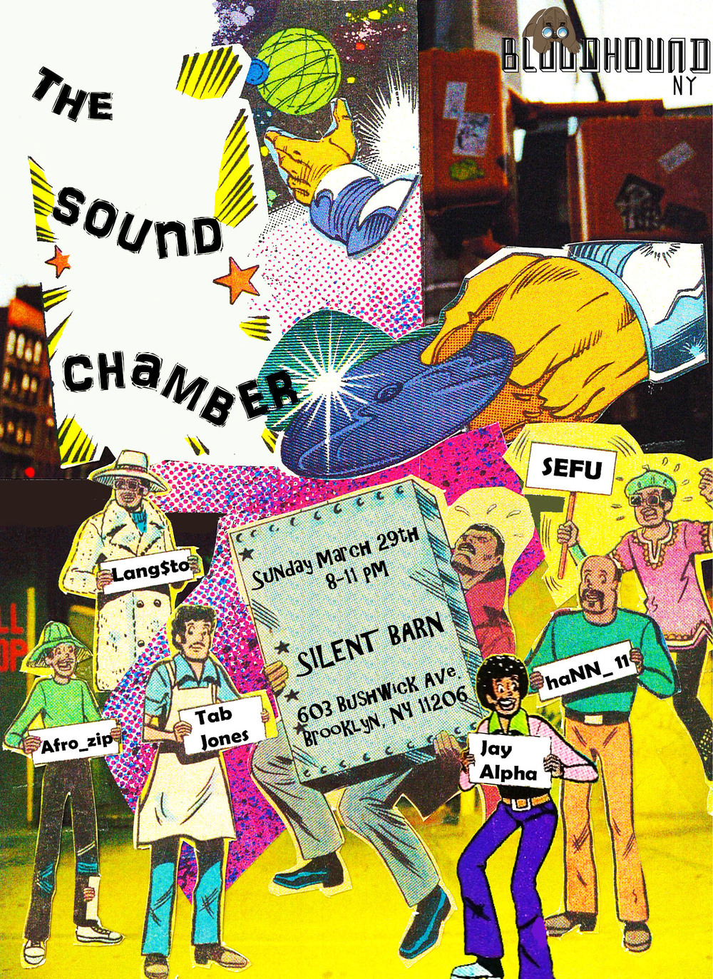 The Sound Chamber presented by Bloodhound NY