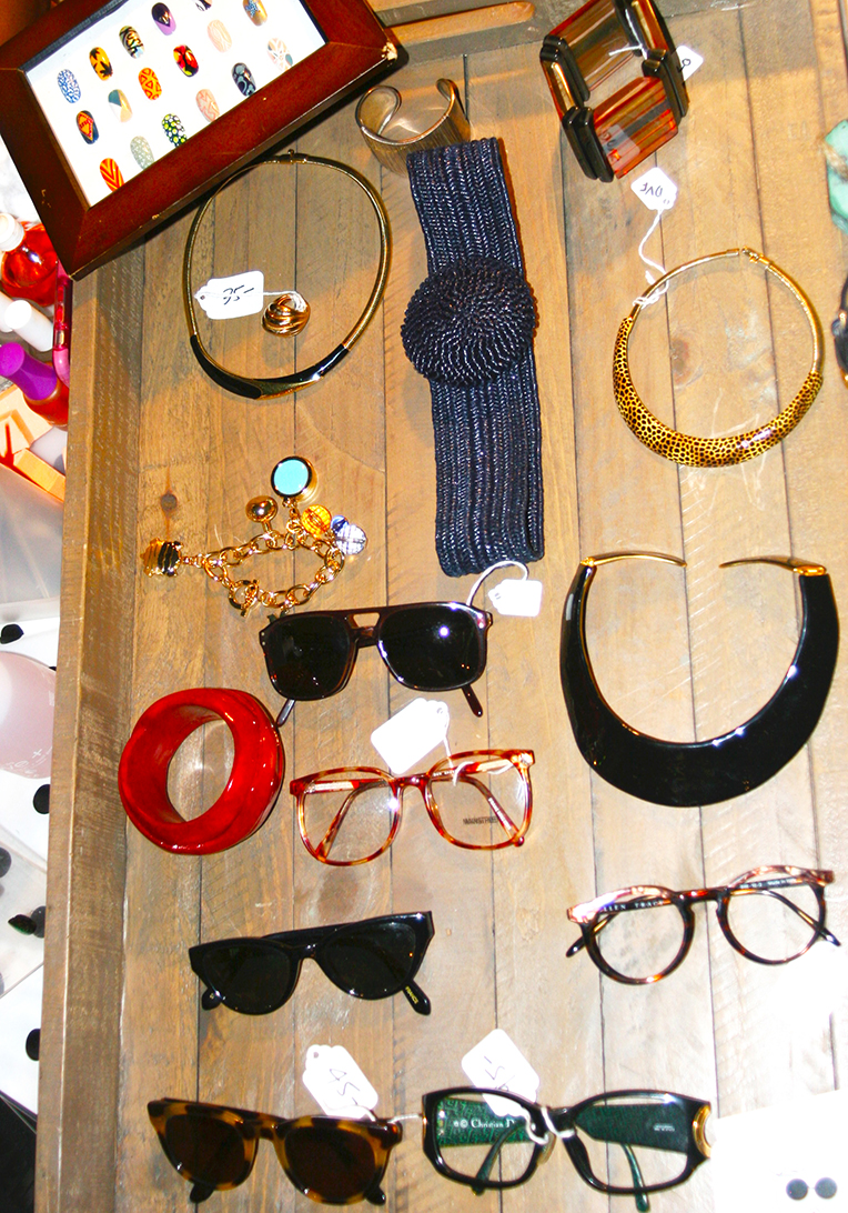 Vintage Sunglasses & Accessories - Fresh Off the Haute at Friends & Lovers BK 2