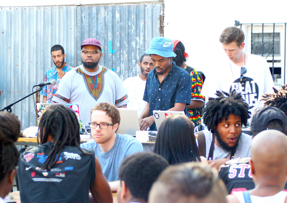Fresh Daily ,  Chuk Le Garcon  &    DJ Jester