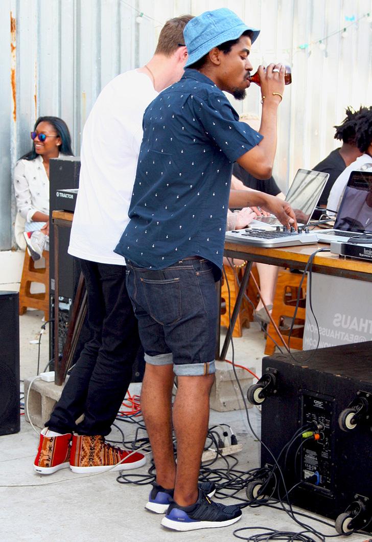 DJ Jester & Chuk Le Garcon