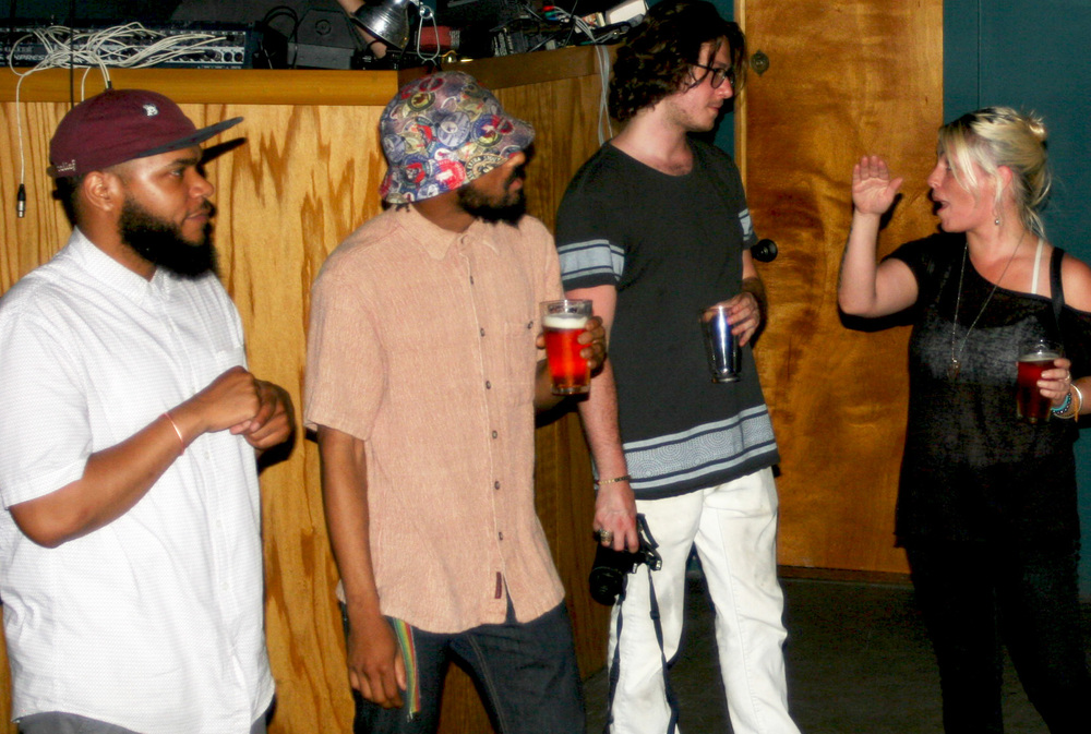 Bloodhound NY x Dirty Tapes - The Lo-Fi Factor (recap) Image 7
