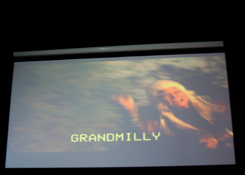 Grandmilly    // Visual Art Projections by    Sofya Levina