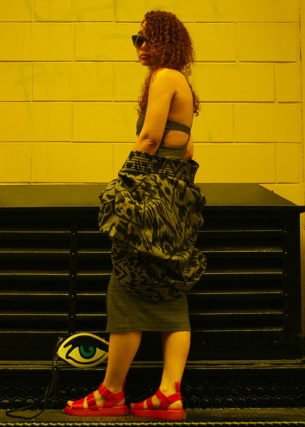 Kimono Backstreets - Athletic Clothes mixed with Graphic Kimonos Image 3