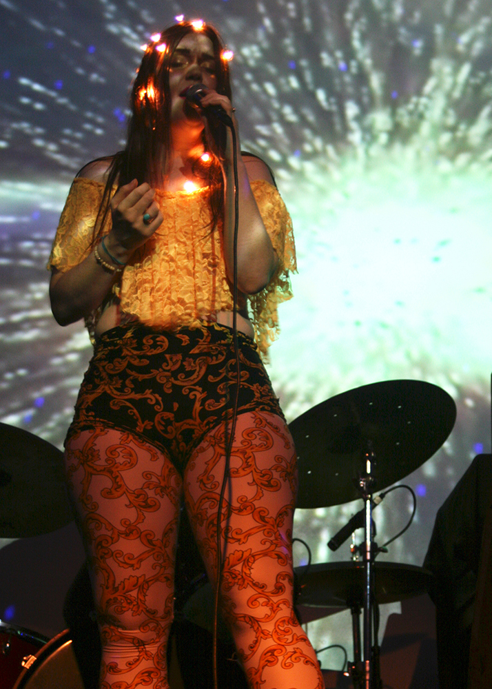 Anna the Wise from Sonnymoon at SOB's presented by swiMMMers ear Image 15