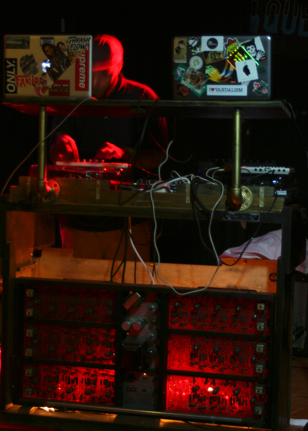 Hann 11 at The Sound Chamber IV presented by Bloodhound NY (August show - recap) Image 2