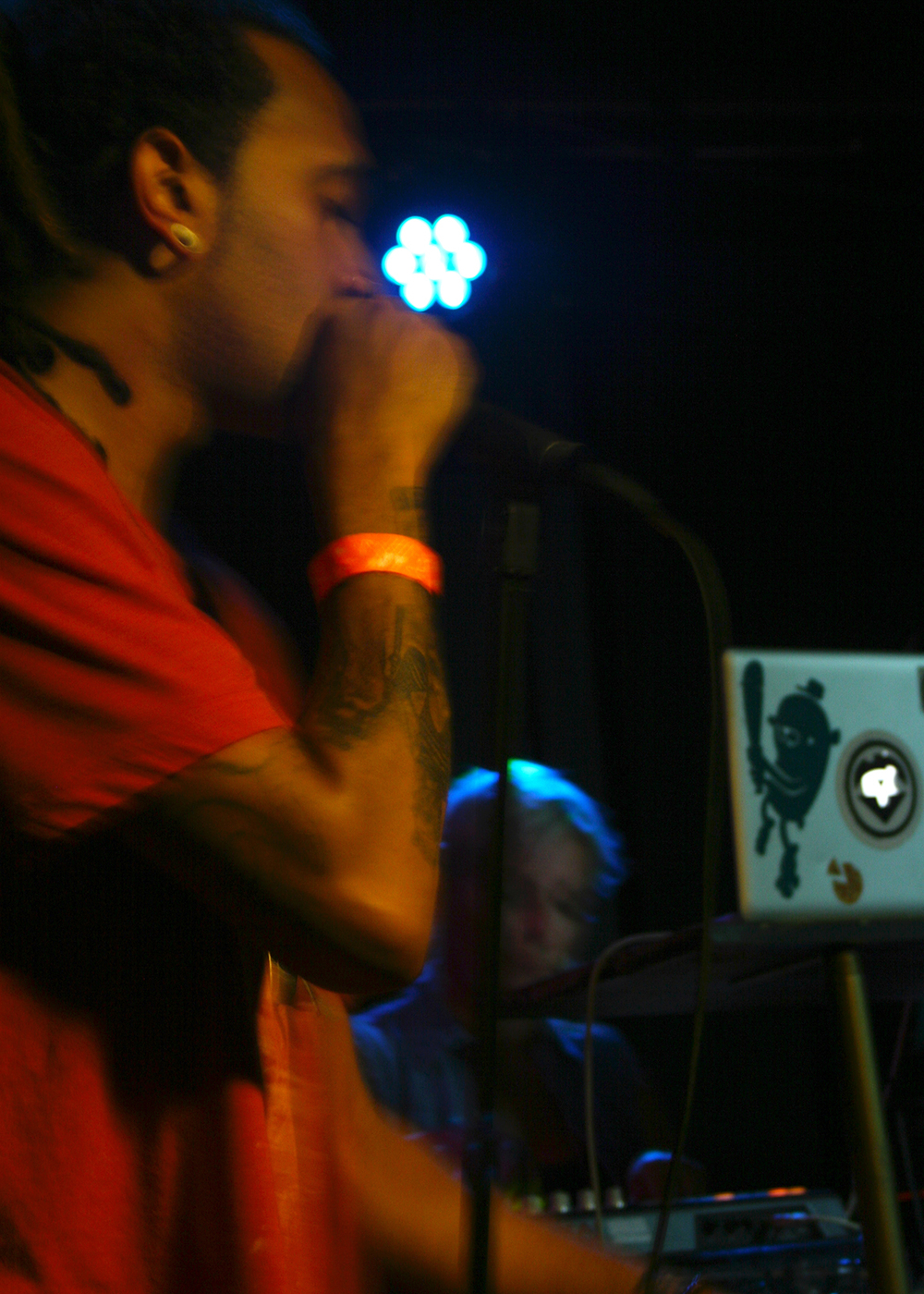 Pozibelle & Lean Automatic at The Sound Chamber IV presented by Bloodhound NY (August show - recap) Image 4