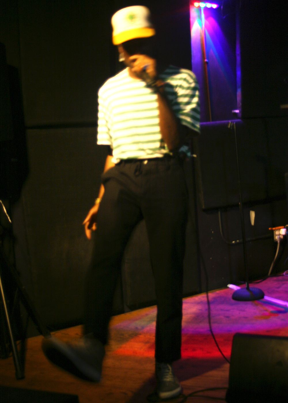 Duckwrth at The Sound Chamber IV presented by Bloodhound NY (August show - recap) Image 3