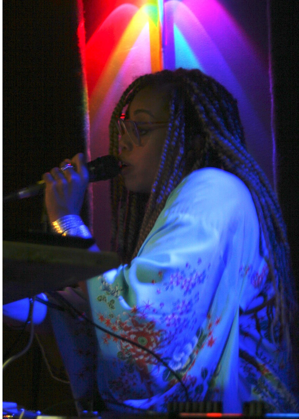 Suzi Analogue at The Sound Chamber IV presented by Bloodhound NY (August show - recap) Image 9