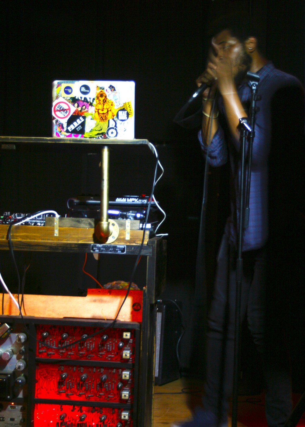 Norvis JR at The Sound Chamber IV presented by Bloodhound NY (August show - recap) Image 8
