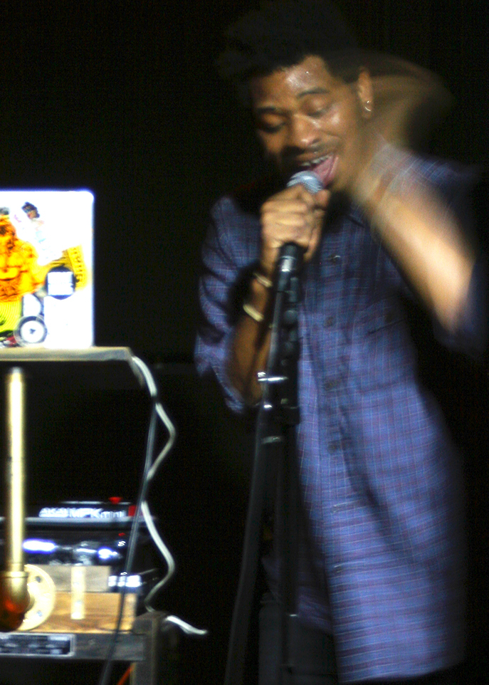 Norvis JR at The Sound Chamber IV presented by Bloodhound NY (August show - recap) Image 1