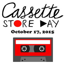 Cassette Store Day 2015