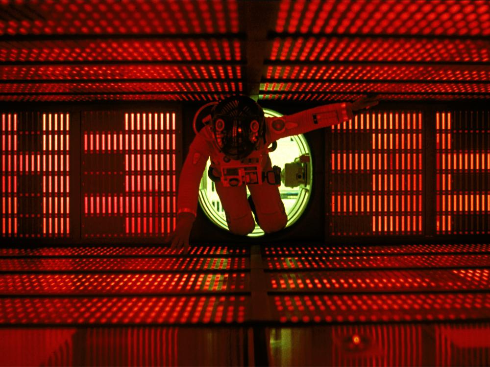 A Space Odyssey (2001)