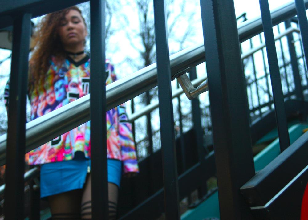 Nirvana (Mishka NYC  Men's Streetwear) Bosquejo Vida Image 24