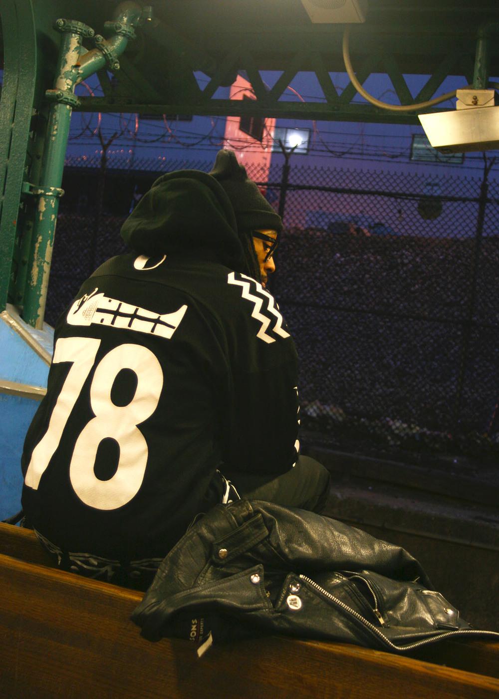Nirvana (Mishka NYC  Men's Streetwear) Langston Black aka Lang$to Image 31
