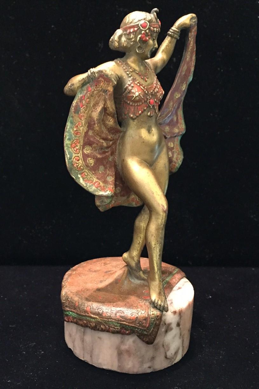 Oriental Dancer by Franz Xavier Bergman (2).JPG
