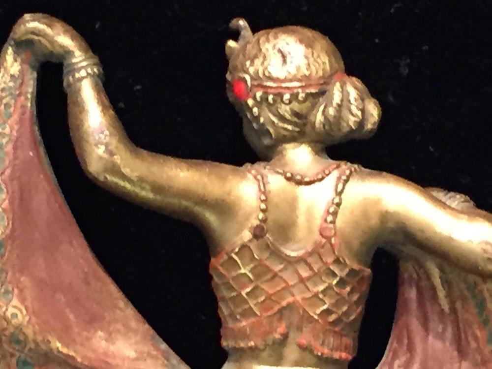 Oriental Dancer by Franz Xavier Bergman (6).JPG