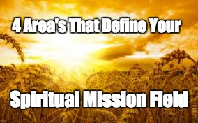 Do you know what they are?  No! Then watch this training and start working in the fields God has assigned you!