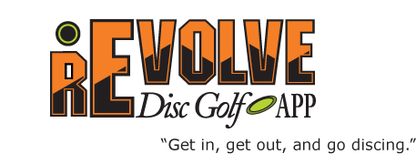 rEvolve Disc Golf Logo Link