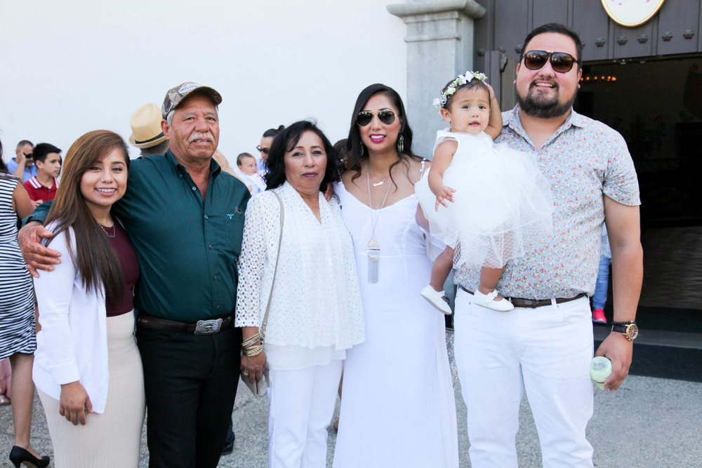 With the Rojas Clan