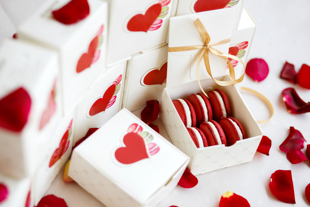 Why You Should Choose Macarons Over Other Desserts On Valentine S Day Chelles Macarons