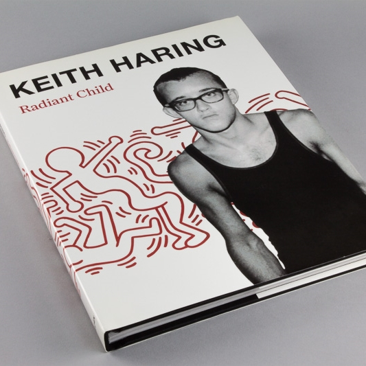 Keith Haring Radiant Child Book