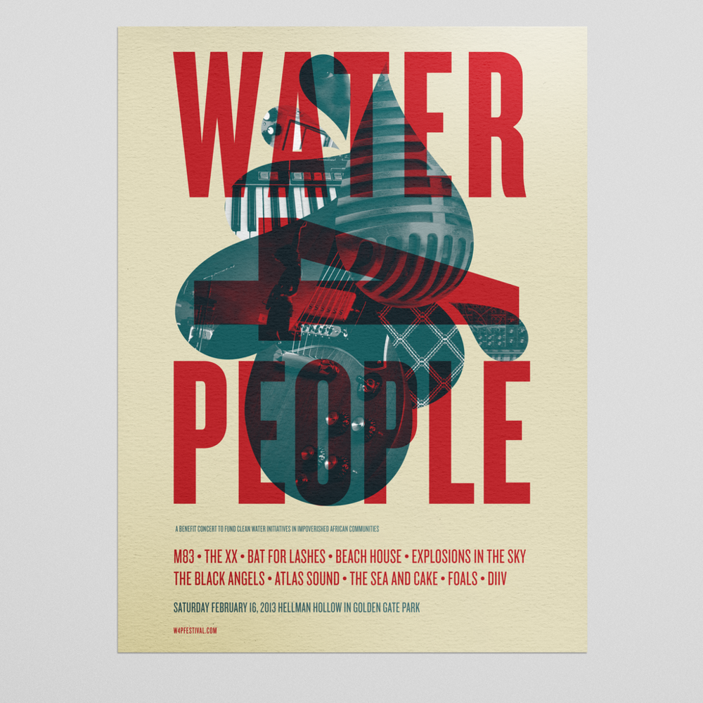 WATER 4 PEOPLE