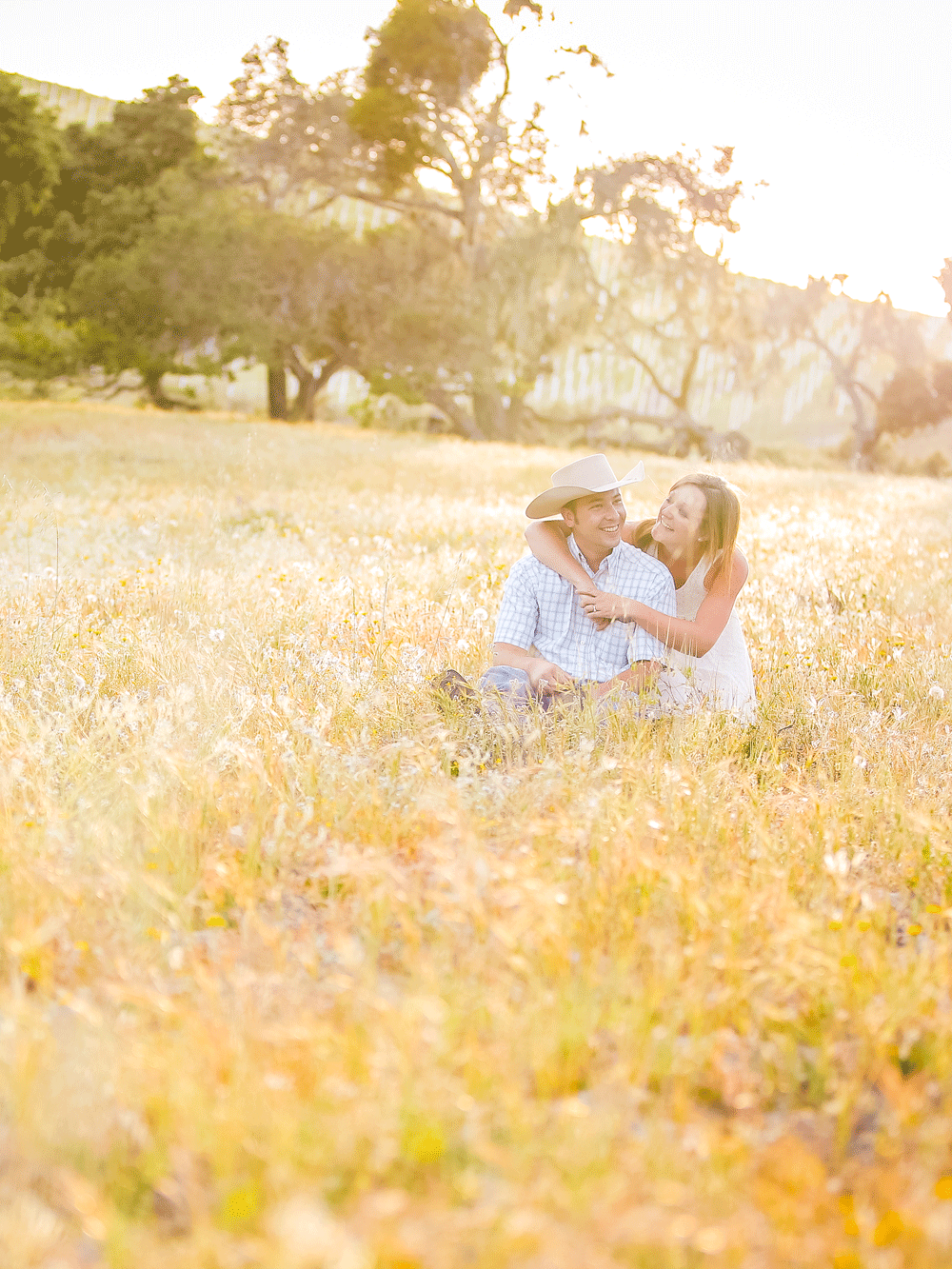 Engagement Session, Santa Ynez, CA