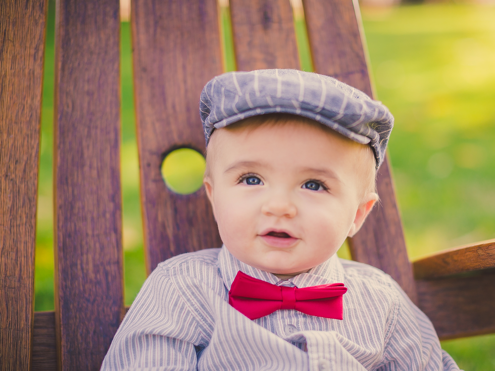 1 year old Portrait Session, Paso Robles, CA