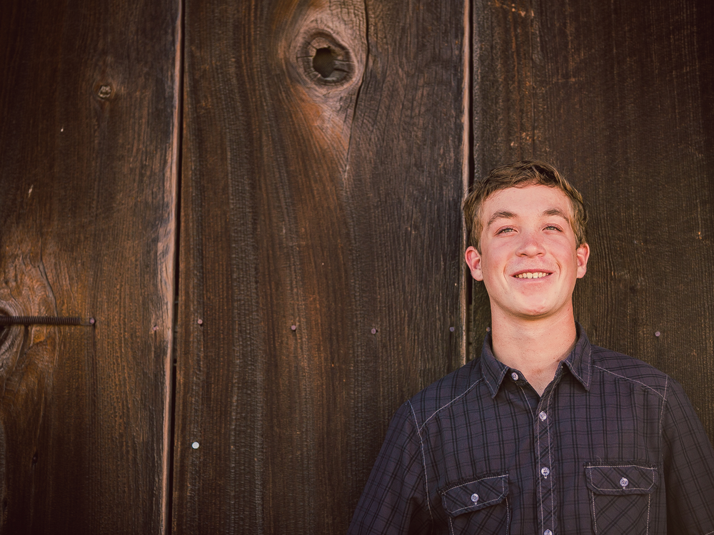 Senior Portrait Session, Santa Ynez Valley / Recovery Ranch