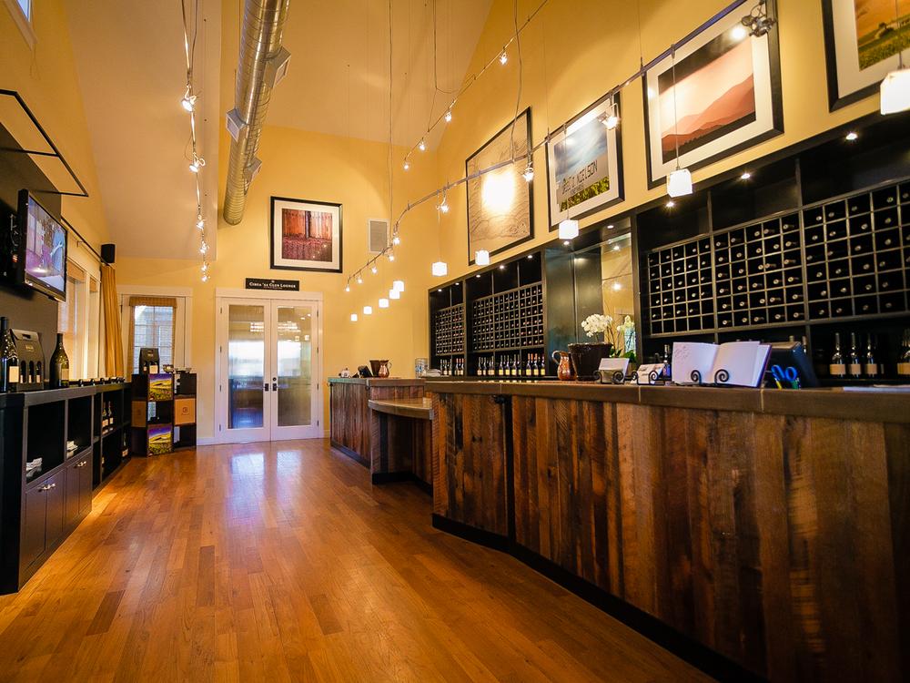 Byron Tasting Room, Los Olivos, CA