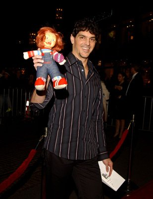 Don Mancini - Creator of Chucky - Screenwriter/Producer/Director