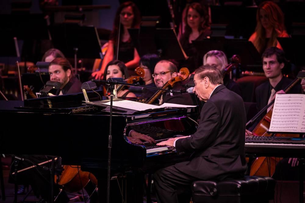 Richard Sherman at the Piano