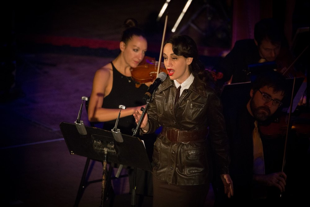 Ayana Haviv, Guest Vocalist