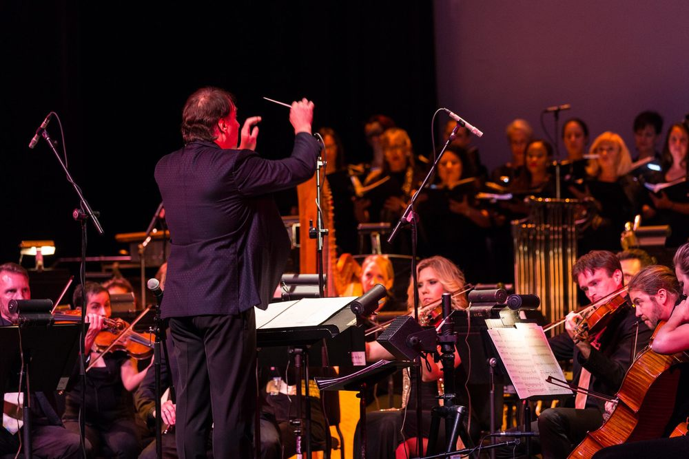 David Newman, Guest Conductor