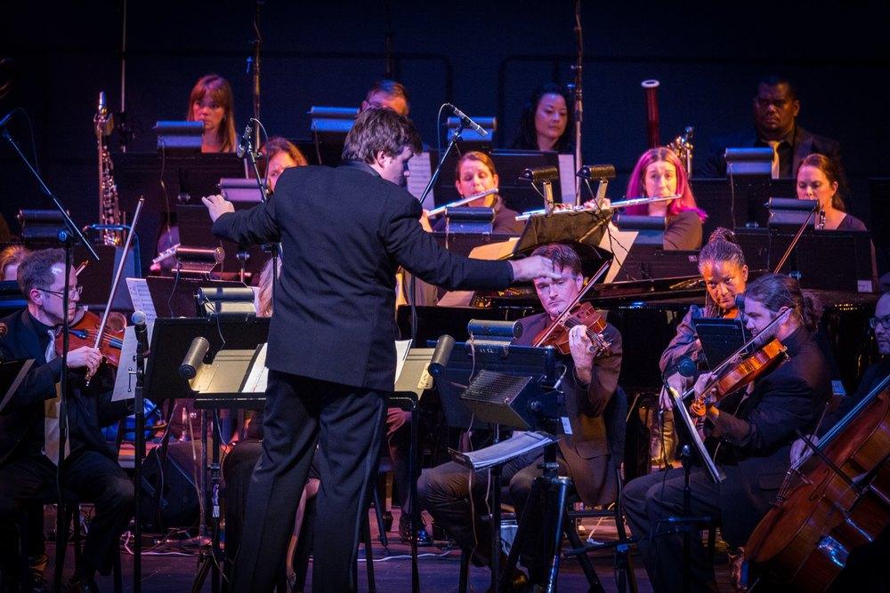 Benjamin Walfisch, Guest Conductor