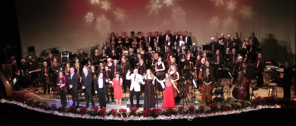 "GSPO & GSPO Chorale - ""Holiday POPS Spectacular!"""