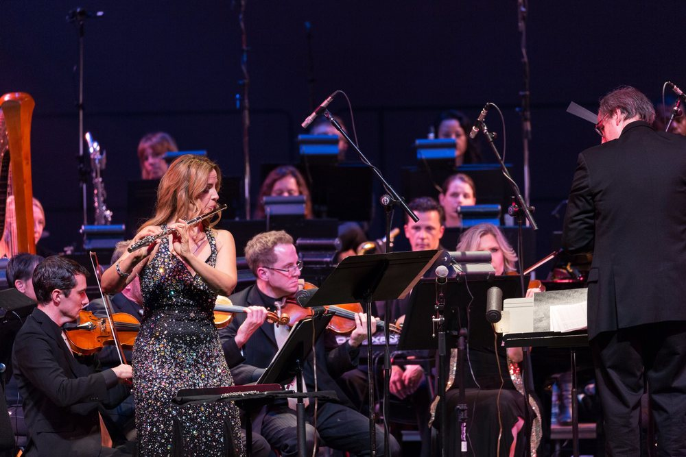 Jeff Beal, Guest Conductor - Sara Andon