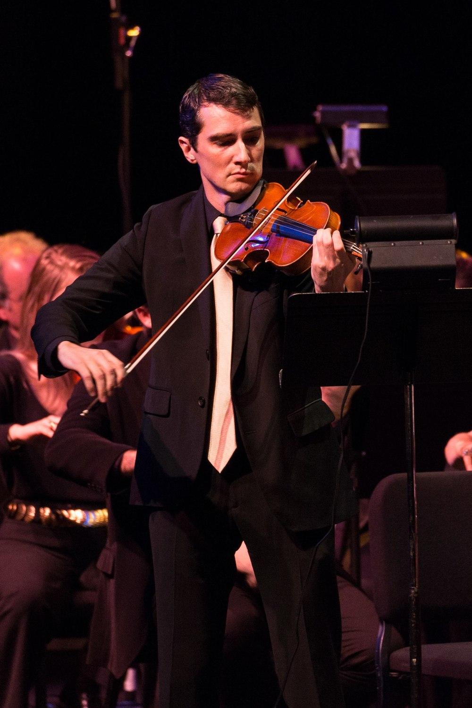 Paul Henning, Violin