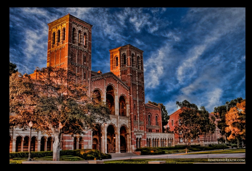 Royce Hall 10745 Dickson Ct, Los Angeles, CA 90095