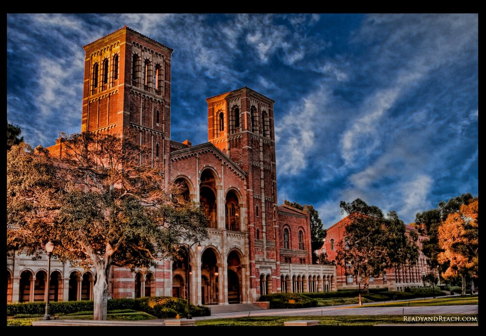 Royce Hall  10745 Dickson Ct, Los Angeles, CA 90095 Parking is available on the UCLA campus for a fee.  Click here for more information.