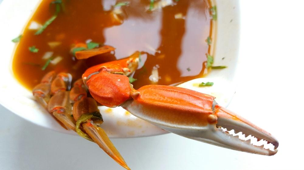 pincers soup