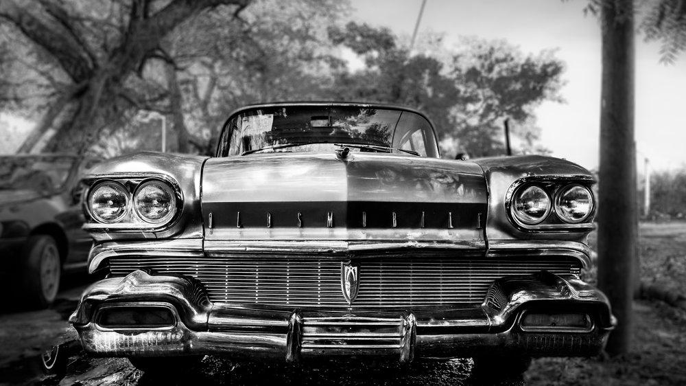 Nice oldsmobile